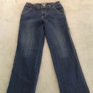 NWOT Cat & Jack  Relaxed Straight Carpenter Jeans